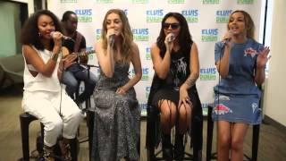 """Little Mix - Elvis Duran """"Black Magic"""" Acoustic Performance"""