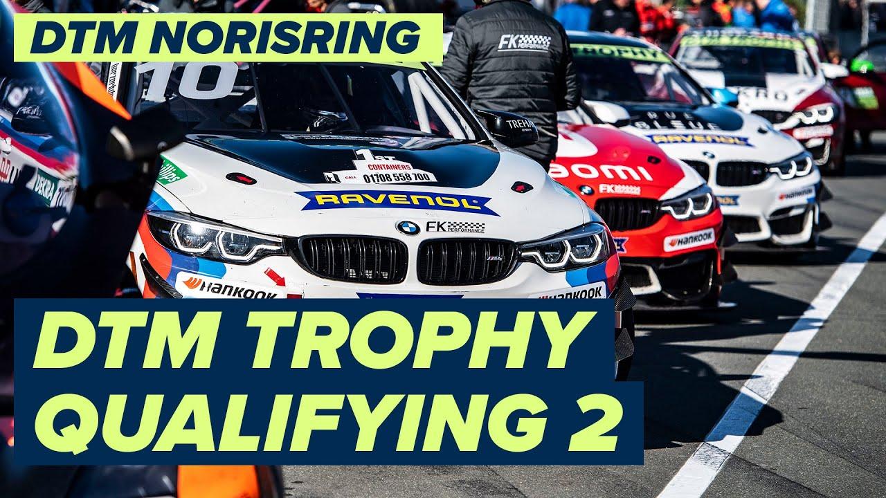 RE-LIVE | DTM Trophy - Qualifying 2 Norisring | 2021