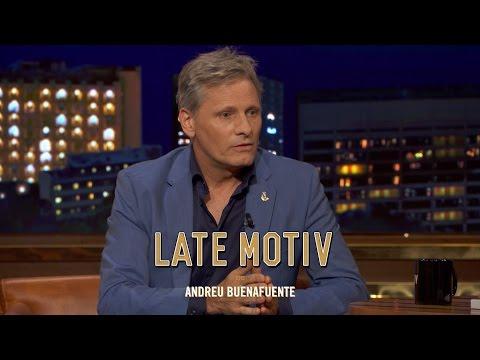 LATE MOTIV - Viggo Mortensen. Fantástico    #LateMotiv115