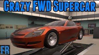 Automation Challenge - Crazy FWD Supercar