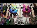 Rare Jackson, Kramer and Charvel Guitar Showcase! - YouTube