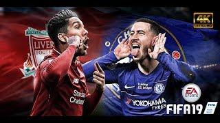 Liverpool vs Chelsea Goals & Match Highlights Premier League 4/14/2019 Gameplay