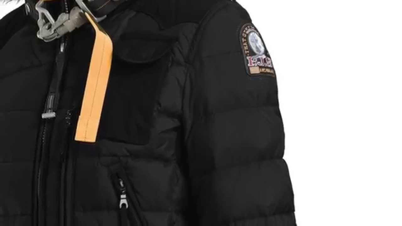 parajumpers skimaster jacket in black