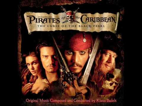 Pirates Of The Caribbean Soundtrack- Barbossa Is Hungry