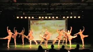 Vivaldi's Winter-Teen Ballet dance