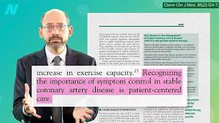 Fungují zákroky se srdečním stentem na bolesti na hrudi při angině pectoris?