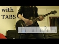 Papa Roach She Loves Me Not Guitar Cover W Tabs On Screen mp3