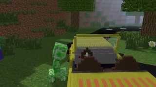 Monster School - Drifting [Minecraft Animation]