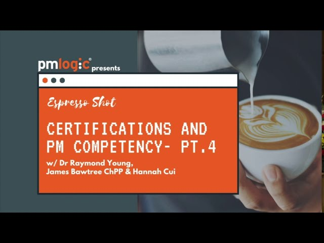 Certifications & Competency: It takes two to tango (4/6)