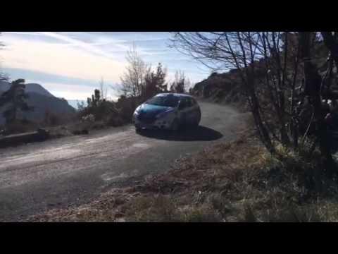 Tomasz Gryc Rally Monte Carlo 2016 Kibice !!!!!! ;-)
