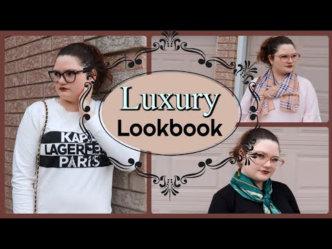 [VIDEO] - Spring Luxury Lookbook - Versace, Chanel, Burberry, Louis Vuttion ♡ Sophia Lovelace 7