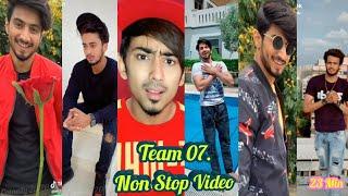Tik Tok Musically Special Video Faisu and Team 07   Non Stop video 23 min