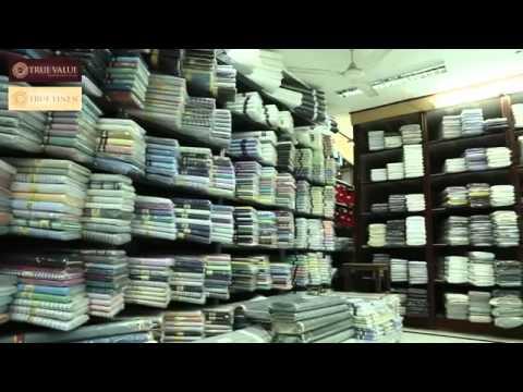 True Value / True Linen. Kamadgiri fashion Ltd.Chimanlal Suresh kumar ( Group ) Hyderabad