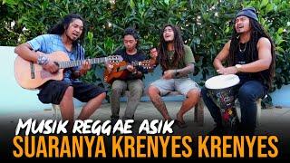 musisi reggae yang satu ini suaranya renyah banget. #musrik eps 5
