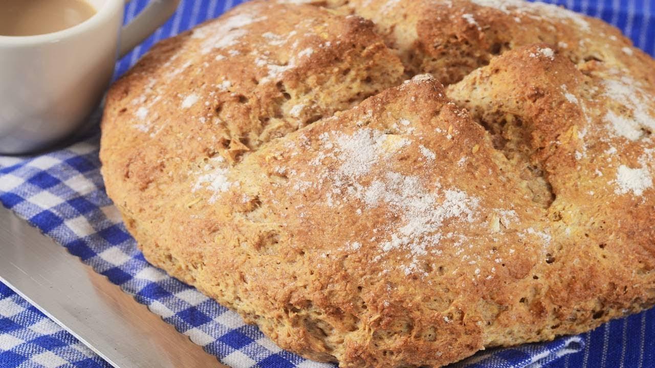 How to make irish soda bread without raisins