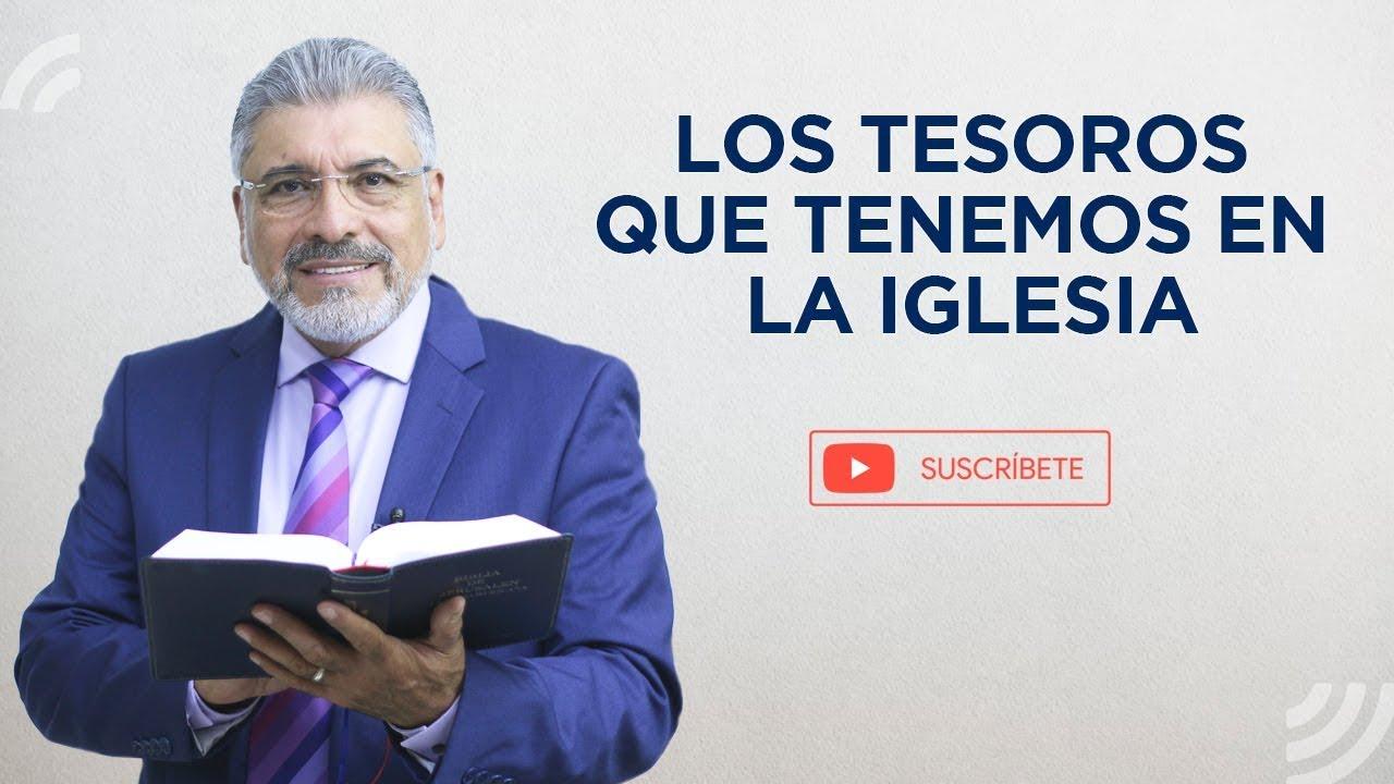 Predica Católica 81 | LOS TESOROS QUE TENEMOS EN LA IGLESIA - SALVADOR GÓMEZ