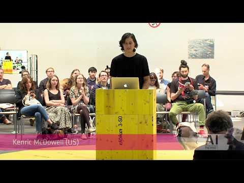 Ars Electronica 2017 - Symposium I - AI Creativity (EN)
