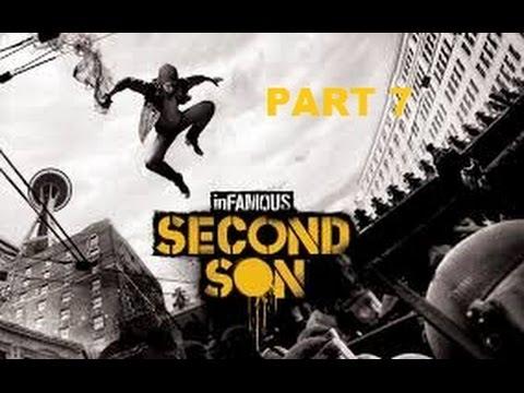 inFAMOUS Second Son: Hero Run: Part 7- Pioneer Square Showdown
