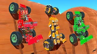 WE BUILT THE BEST WALL CLIMBER VEHICLES! - Trailmakers