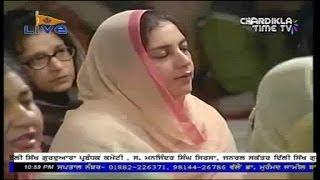 bhai tejinder singh khanne wale 26Jan2014 Gurbani Kirtan Samagam at GK1 - Delhi