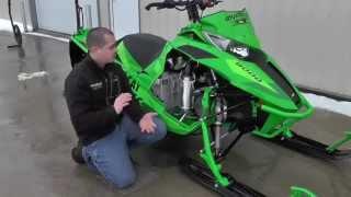Bikeman Performance Powder Lite Exhaust Muffler