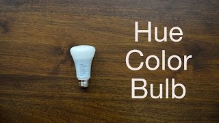 (New 2015) Philips Hue Color & Ambiance Bulb - [Review]