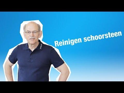 Reinigen Schoorsteen - Woehler H 420 handveeghaspel