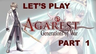 Let's Play Agarest: Generations of War [PC] [Part 1]