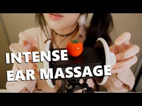 ASMR INTENSE 5 EAR MASSAGE & Scratching thumbnail