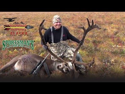 Alaska Fly-In Hunting, Caribou Fishing, and Texas Hunting