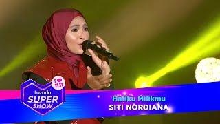Hatiku Milikmu - Siti Nordiana | #MYLazada1111