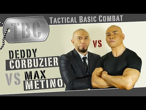 Cara Praktis jago BJJ (Brazilian JiuJitsu ) - With Max Metino - TBC Eps 06 - Tactical Basic Combat