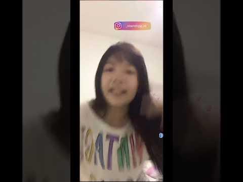 Bigo live SMA cantik bugil