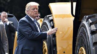 President Trump, Protector Of Wheels