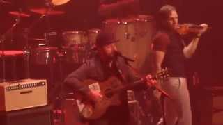 """Zac Brown Band- """"The Devil Went Down to Georgia"""" (720p) @ IHeartRadio 2014"""