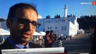 Jalsa Salana Norway annual Ahmadiyya Muslim Convention 2016