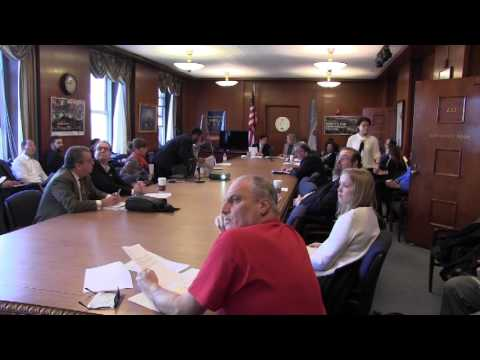 Jan 28th 2016 QUEENS BOROUGH PRESIDENT LAND USE HEARING
