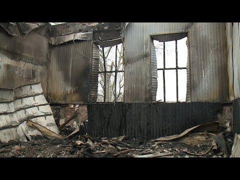 Пострадавшей после пожара школе Зеленокумска помогут с капитальным ремонтом.