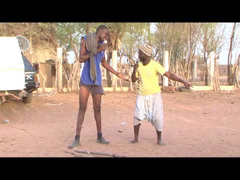 CERISE project - Theater play in local towns of Senegal