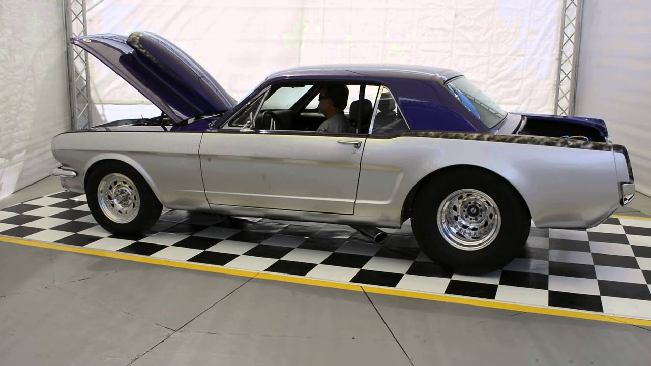 1966 FORD MUSTANG COUPE\