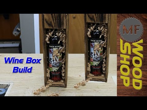 Wine Box Build