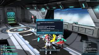 Phantasy Star Online 2 JP (PC) Gameplay No Commentary [1080p]