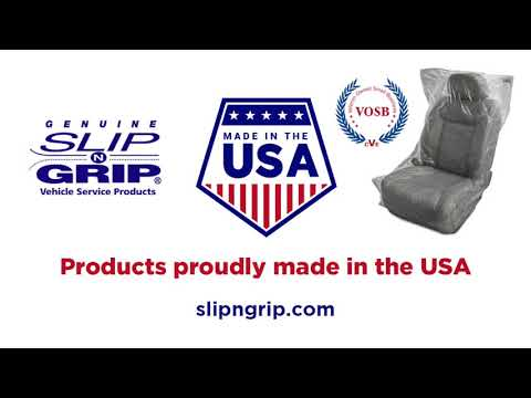 Slip-N-Grip Products - Made in the USA