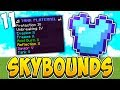 CREATING A GOD CHESTPLATE! | SKYBOUNDS S2 #11 (Minecraft Skyblock)