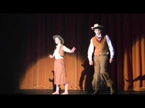 Hononegah Off Broadway 2012-An Old Fashioned Wedding