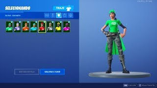 * ALL NEW SKINS WITH ENDLESS COMBINATIONS! SHOW YOUR BANNER ON SKIN! Fortnite