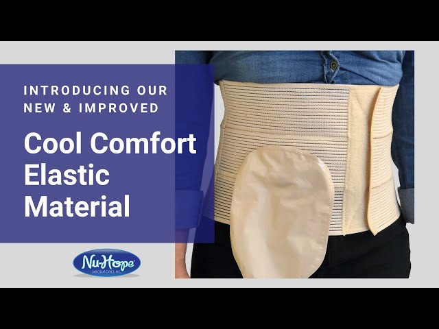 Introducing Our New and Improved Cool-Comfort Elastic Material