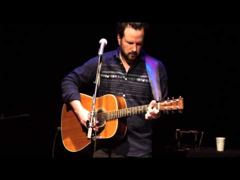 Mason Jennings  Big Sur Live @ Hibbing Community College 3.26.15