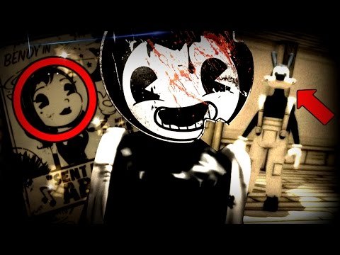 BENDY'S HUMAN FORM, BORIS FOUND & NEW ALICE ANGEL!? | Bendy And The Ink Machine Chapter 2 (Ending)