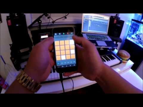 iMaschine - Making a beat on iPhone 6